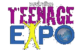 Teenage Expo Logo